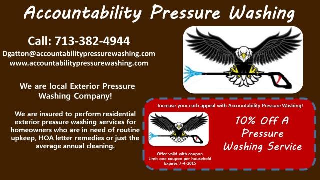 Accountability Pressure Washing Final Coupon