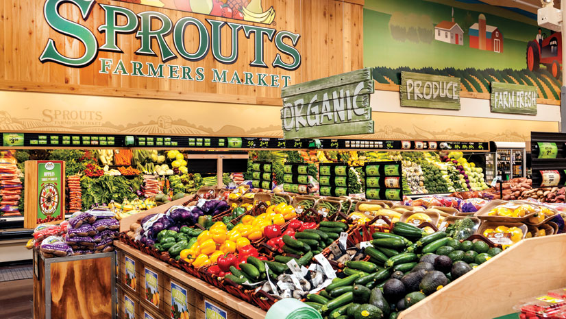 Sprouts Farmers Market Whole Foods